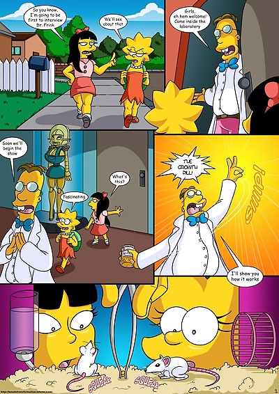 Simpsons- Treehouse of..