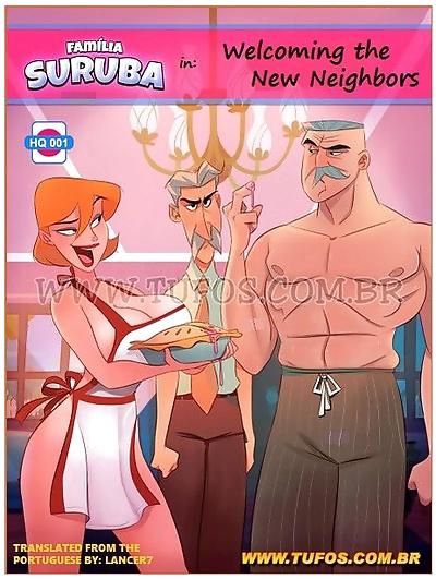 Tufos- Familia Suruba-..