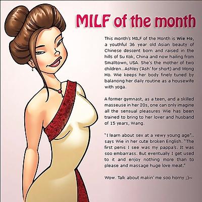 Jab- Milf Magazine