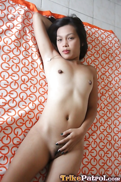 Young Filipino female..