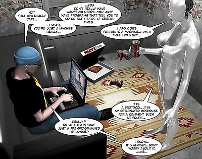 Matrix 3d sex adventures..